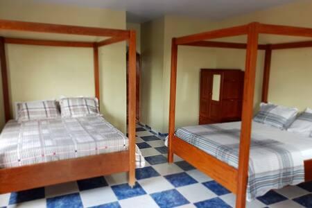 Private beach front room - Marajo, Brazil