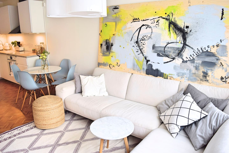 北欧airbnb helsinki