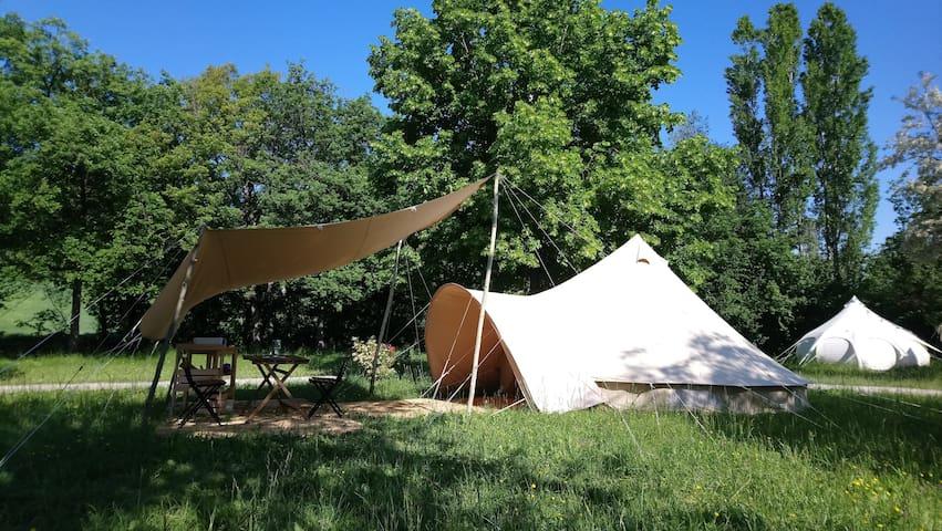 Tente Lodge Lovers 2/4 personnes