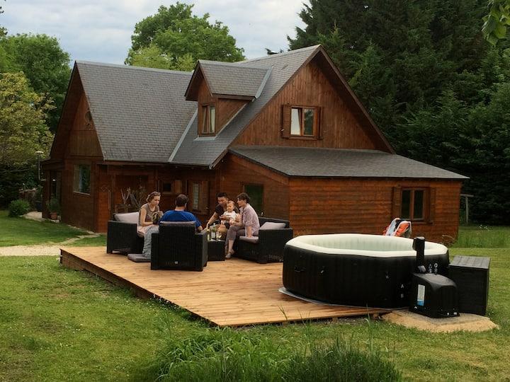 Maison de charme en Région Centre Val de Loire