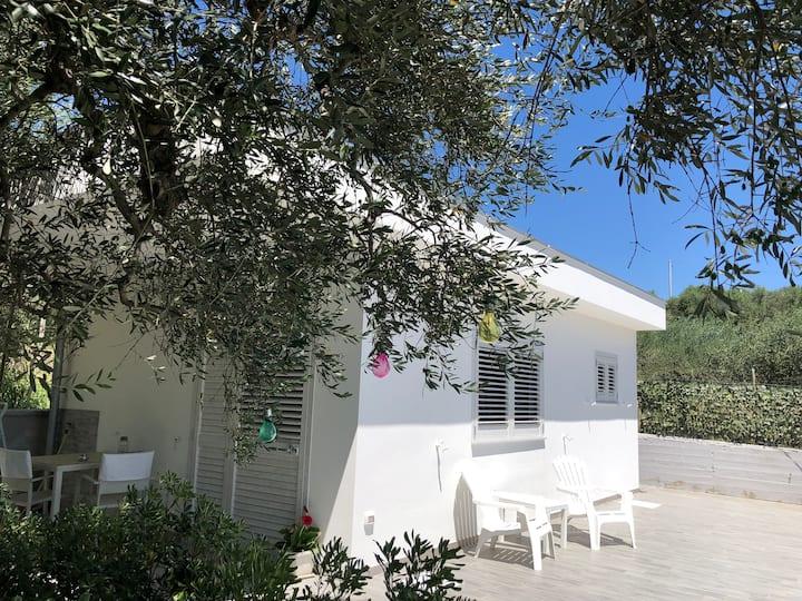 Casetta tra Sassi e Ulivi: oasi di relax a Matera