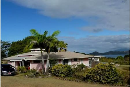 Ocean-View Villa w Pool in Nevis! - Whitehall - วิลล่า