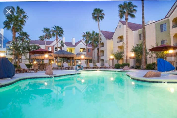 Furnished Condo Timeshare for WSOP - Las Vegas - Byt