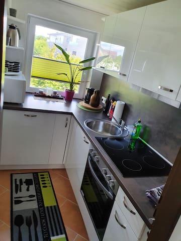 Wunderschöne 2 Zimmer/Küche/Bad Wohnung in Leer