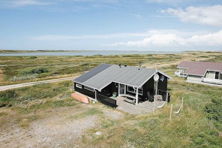 Cozy Holiday Home in Lemvig Jutland with Indoor Whirlpool