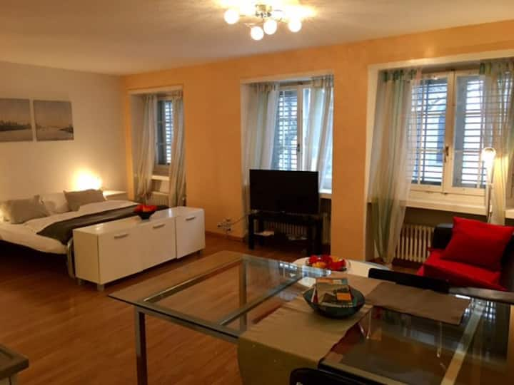 Boutique studio at the historical old town