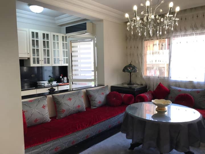 Bel appartement au centre de Casablanca