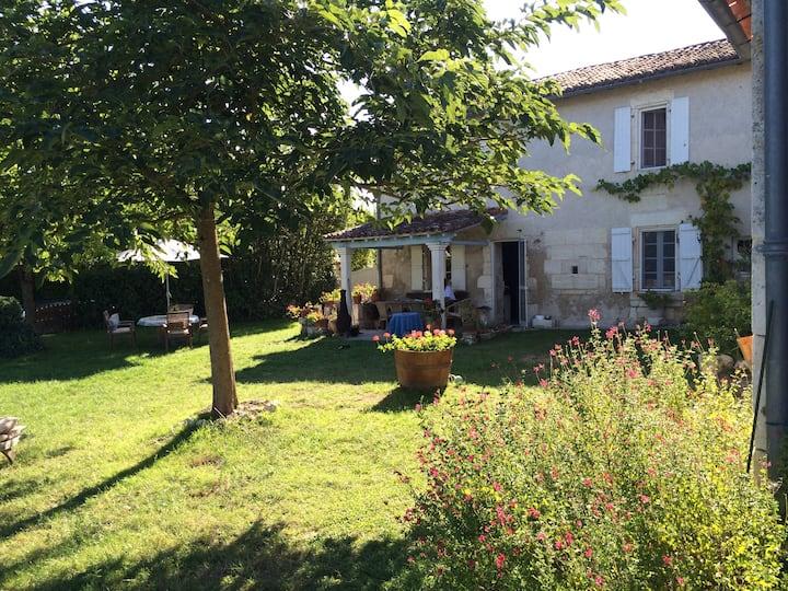 Farmhouse, with privacy in Dordogne