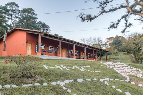 Habitación 101 en Hacienda Montecristo