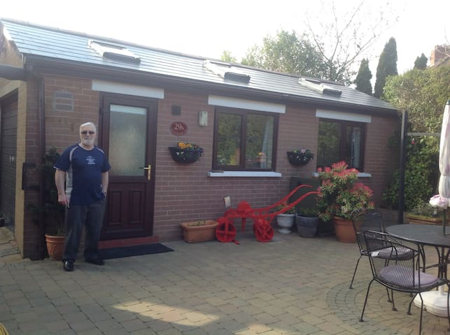 Betty's Little Cottage - Belfast - Chatka w górach
