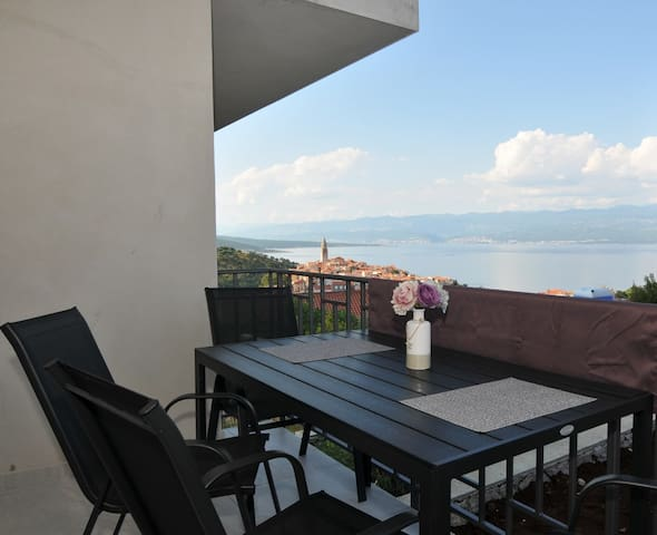 Modern apartment Maver 1 with seaview