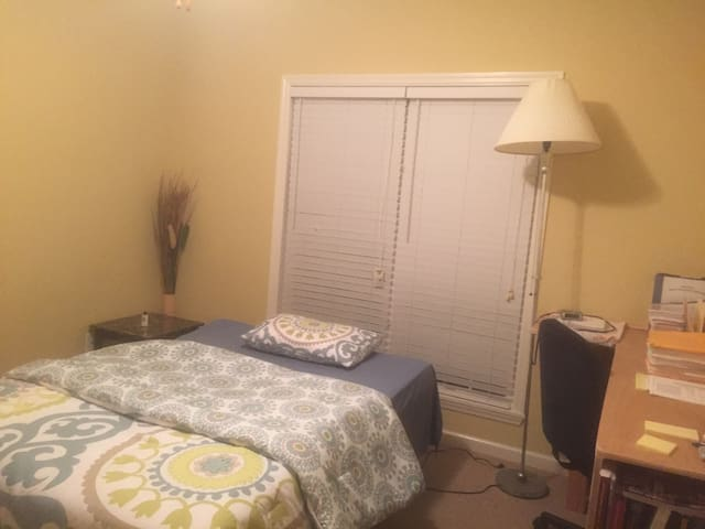 Quite, peaceful guest room@Albany, GA