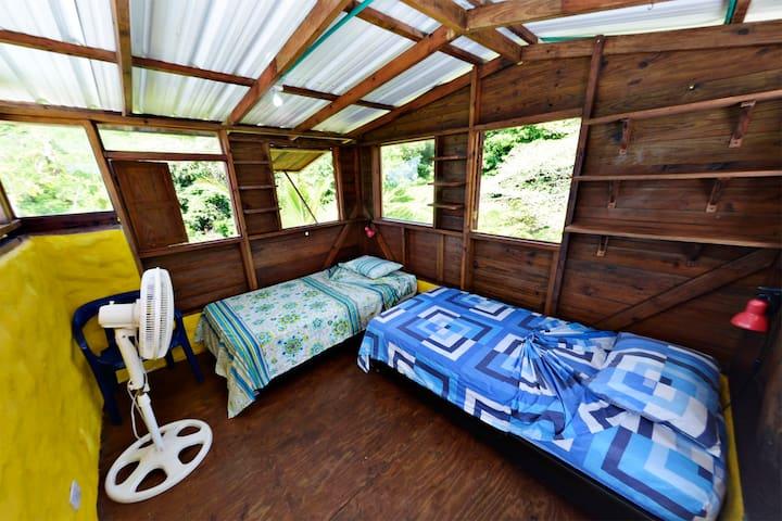 2nd floor bedroom - pic 1