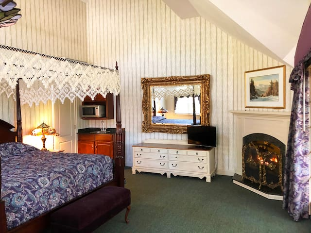 Private Suite with Mountain views - Jackson, NH