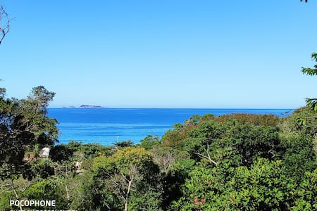 Casa Vesúvio, praia e natureza, Florianópolis.