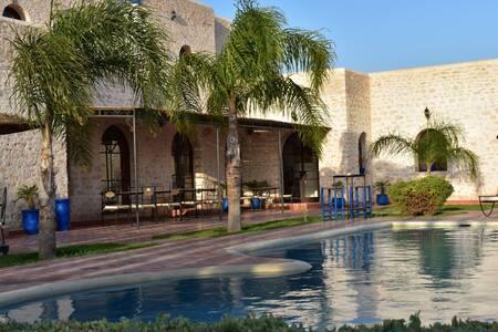 """Riad Titima - Chambre d'hôtes """"Fatiha"""" - Essaouira"""