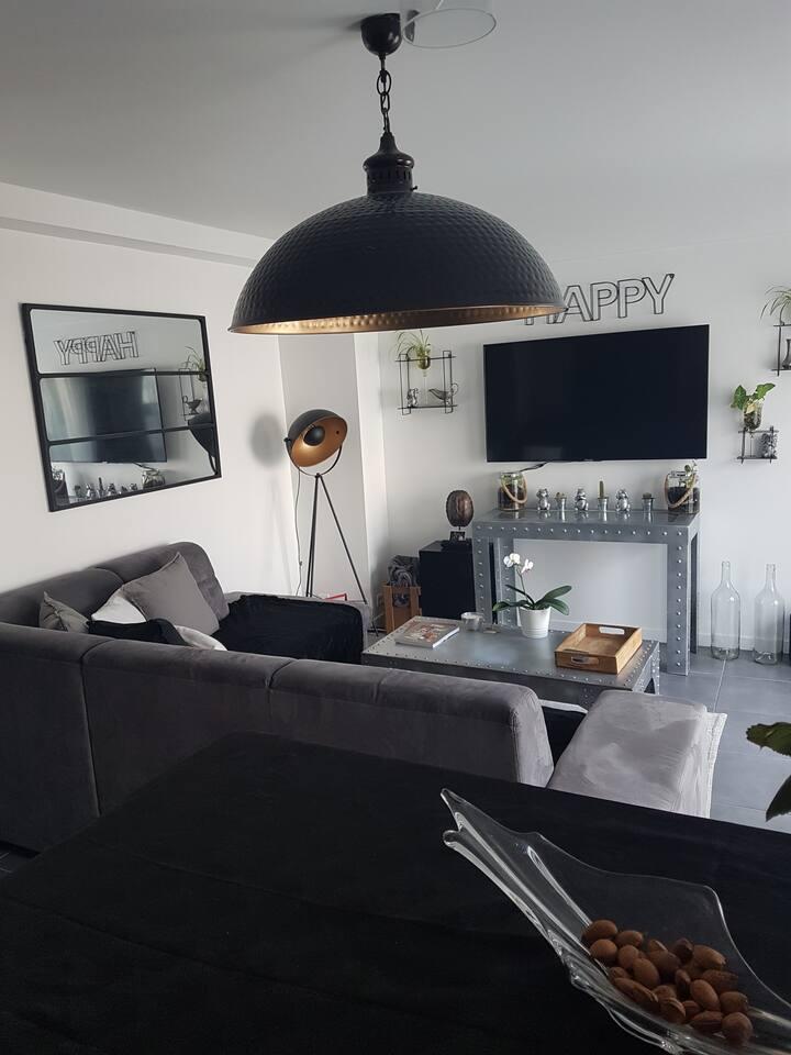 Magnifique appartement moderne !