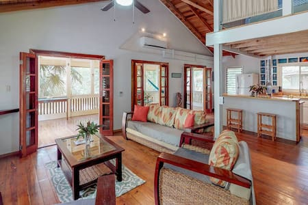Amarillo Cabana beach house