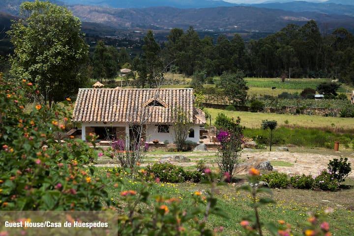 Ghivizzano Cabin-Incredible Views - Villa de Leyva - House