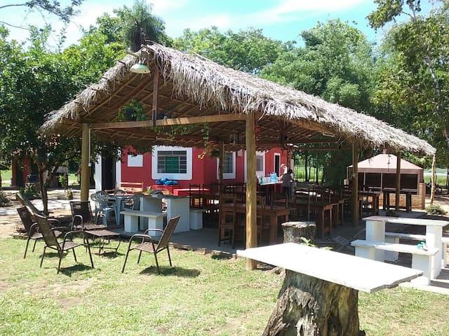 Rancho Pirapora - Pesca Rio Aquidauana