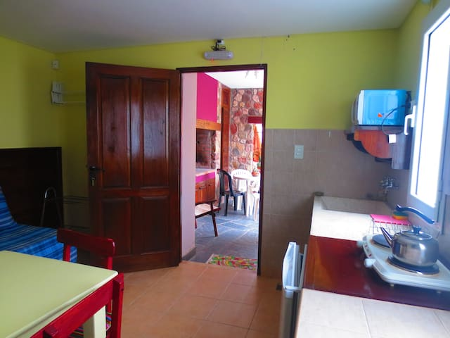 Comfortable apartment one Bedroom - Salta CAMPO QUIJANO - Apartmen