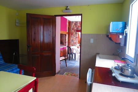 Comfortable apartment one Bedroom - Salta CAMPO QUIJANO - Daire
