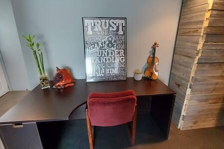 Funky Modern Basement Suite