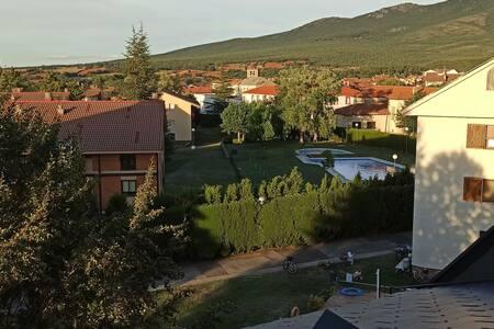 Acogedor apartamento en la Sierra Norte.