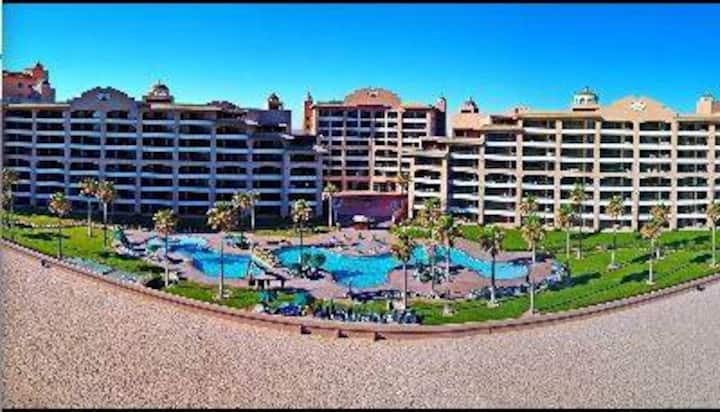 BEACHES OPEN NOW! Sonoran Spa 2BR, 2 Units Avail.!