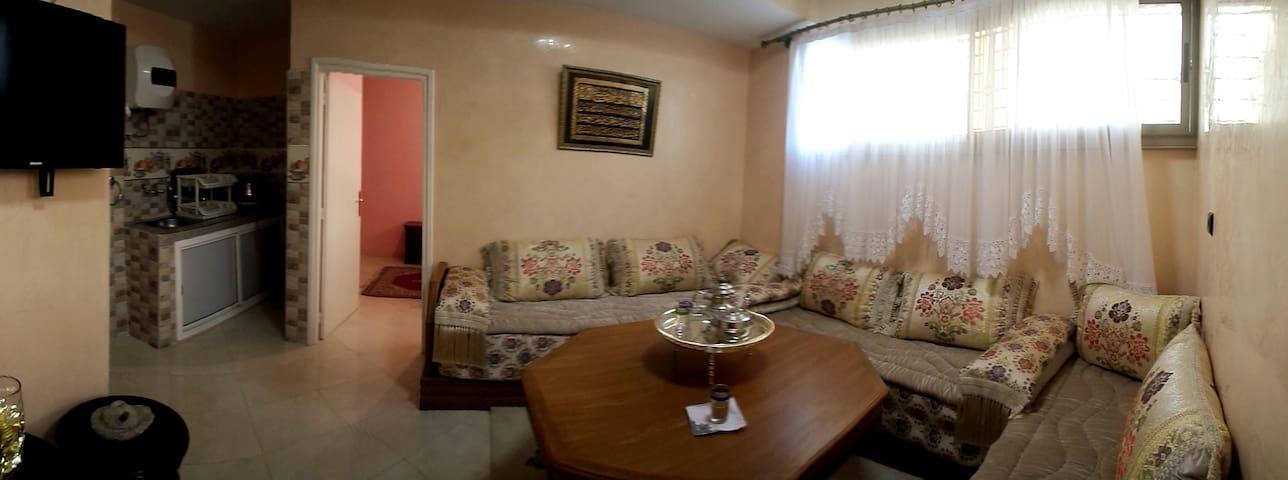 Cosy Berber Studio
