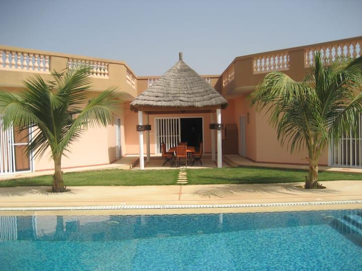 Villa spacieuse à Somone proche de la plage