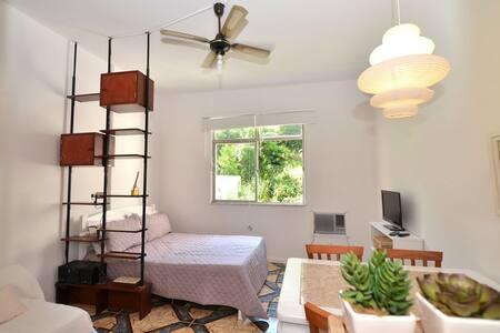STUDIO no LEME / COPACABANA - Rio de Janeiro - Apartment