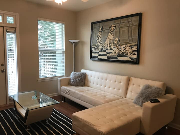 Luxurious Lifestyle in Buckhead / Atlanta-2bedroom