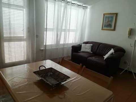 Lovely apartment in Marina di Cerveteri (Cerenova)