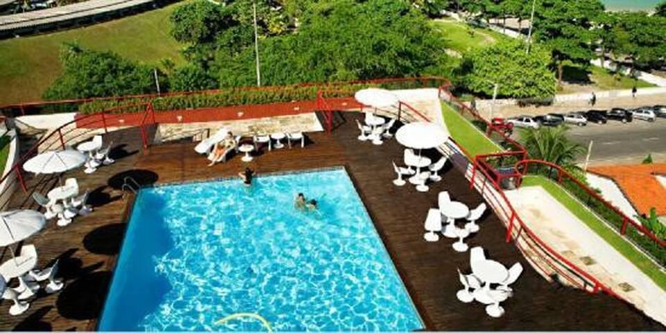 Victory Apart-Hotel, Beira-Mar 1 - João Pessoa - Apartotel