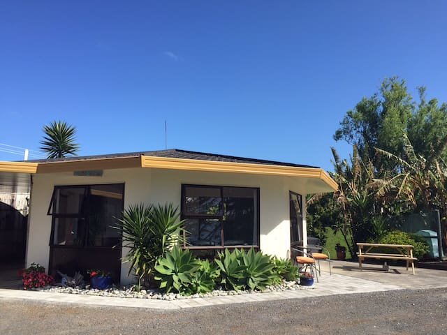 Tide View accommodation - Manaia - Apartamento