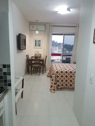 Apartamento , condomínio flats Angra in - Angra dos Reis - Daire
