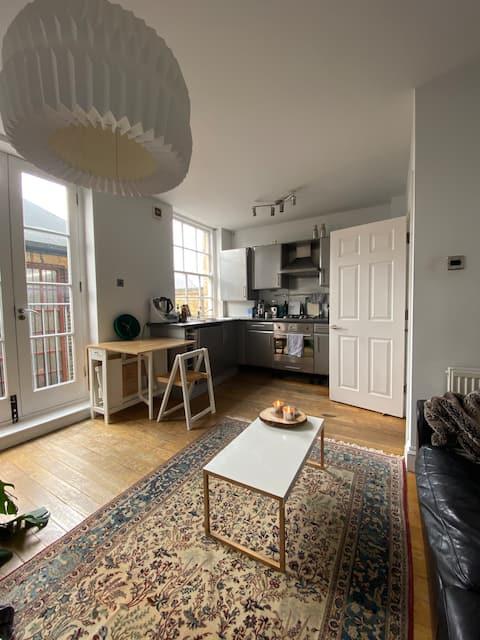 Cosy flat on Broadway Market/London Fields