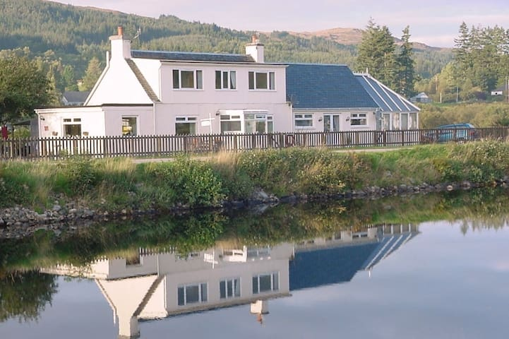 Tigh na Mairi self catering cottage Loch Ness