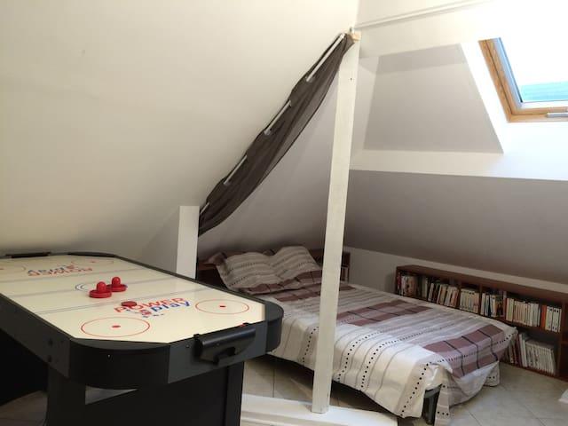 Chambre confortable bien située à Hagondange - Hagondange - Rumah