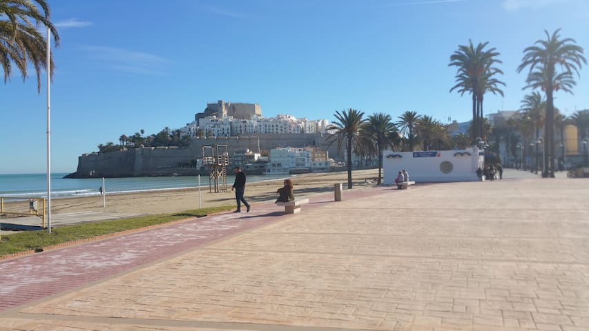 Apartment Torreblanca Castellon - Torreblanca - Appartement