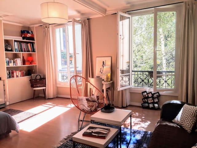 Typically Parisian & Lovely Studio - Latin Quarter