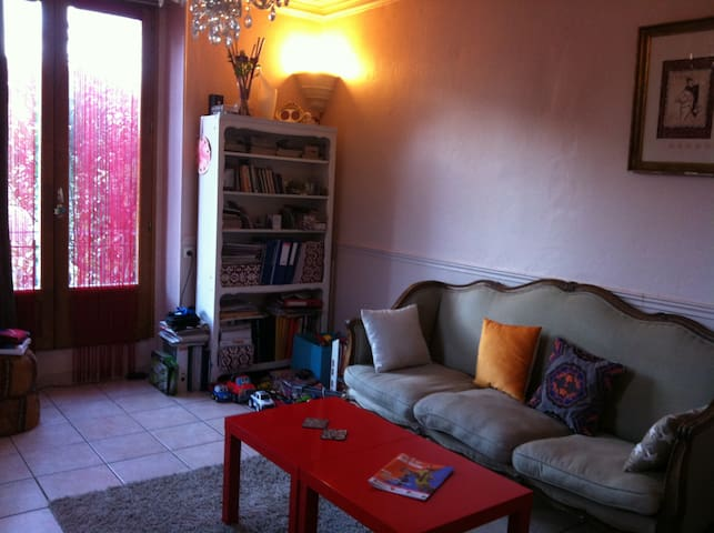 Maison au charme de l'ancien - Villiers-sur-Marne - Townhouse