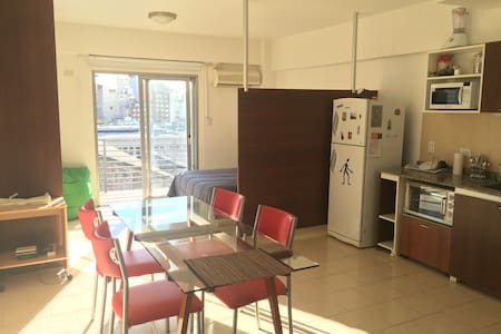 Spacious apartment in a very convenient location. - Buenos Aires