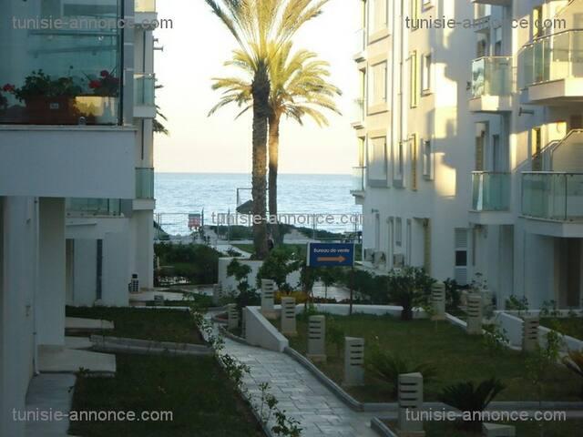 Appartement pieds dans l'eau - Tunis - Flat