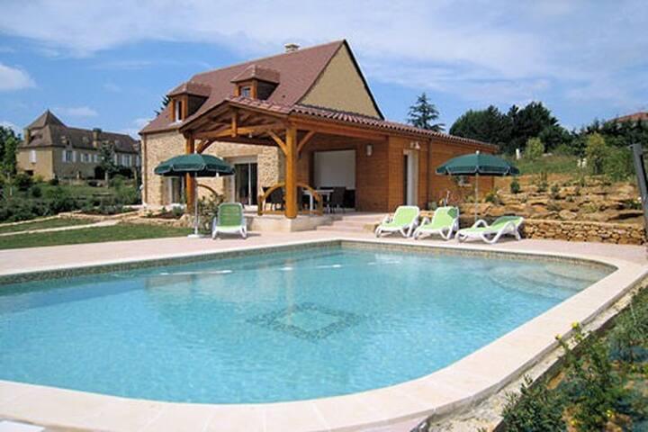 maison de la vallée - Milhac - Casa de férias