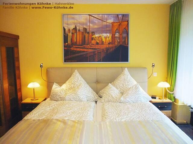 5-Sterne Luxusferienwohnung | Köhnke 5 - Goslar