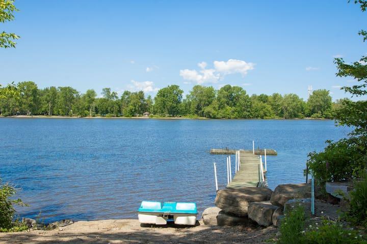Le Lakeland - Lake view - Laval