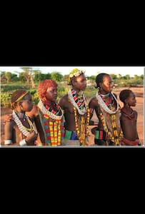 u can see traditional things of Ethiopia