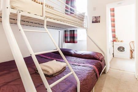 Soho White Apartment - London